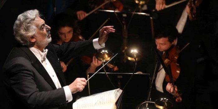Opera ND - Plácido Domingo, Foto Radovan Šubín