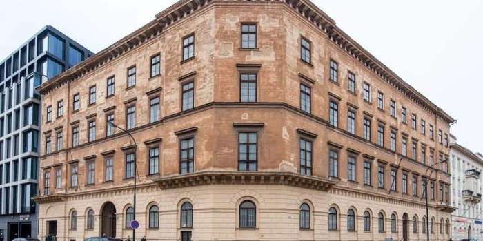 Desfourský Palác Na Florenci, Foto: Radomír Kočí