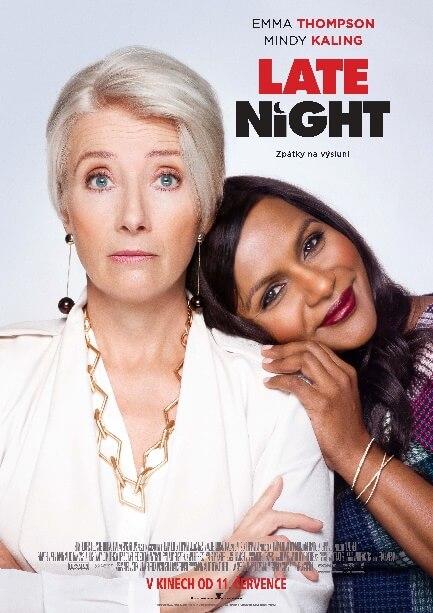 Recenze: Late Night, Film O Krutém Světě Televizní Zábavy