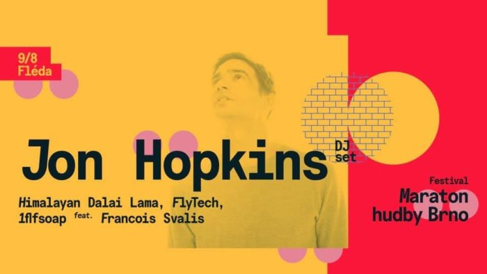 Jon Hopkins Přiveze Do Brna Svůj DJ Set