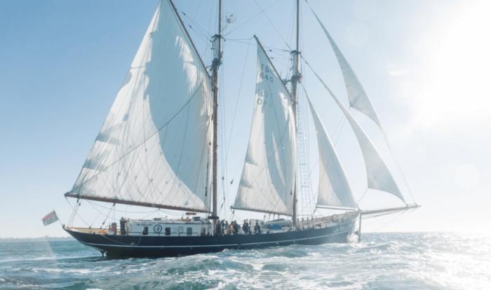 Lush Využívá Plachetnici Ve Snaze Snížit Uhlíkovou Stopu