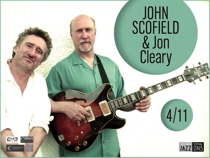John Scofield Bude Hlavní Hvězdou Festivalu Jazz On5