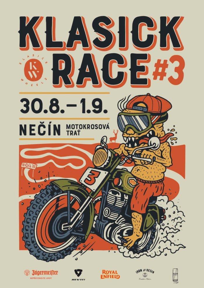 Žhavte Motory Na 3. Ročník Klasick Race