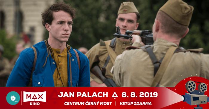 UPC MAX Kino Zve Na Promítání Filmu Jan Palach