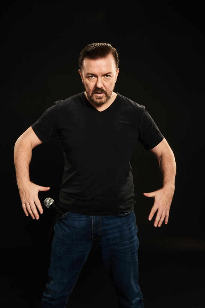 RICKY GERVAIS Coming To Prague For The First Time