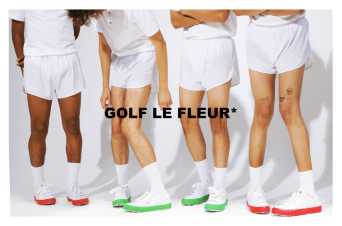Converse X GOLF Le FLEUR* – Go Red. Go Green. Go GOLF Le FLEUR*