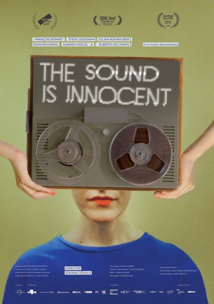 Celovečerní Film Johany Ožvold The Sound Is Innocent V Předpremiéře Na Festivalu Lunchmeat
