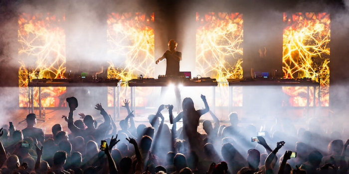The Glitch Mob V Roxy, Foto Www.klapper.cz