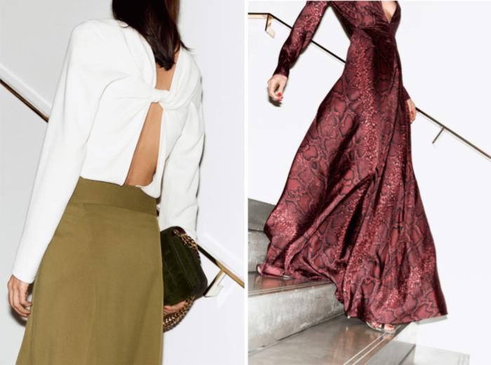Pre-kolekce Podzim – Zima Značky Victoria Beckham Přináší Elegantní Kousky Pro Každou Příležitost