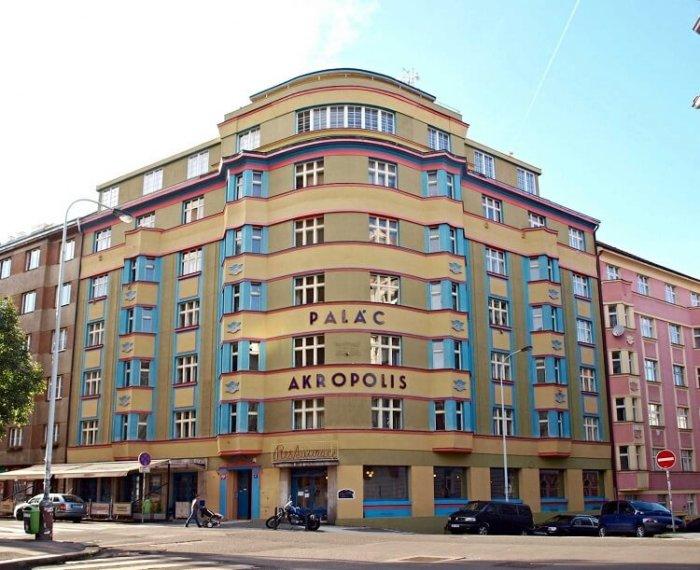 Den Architektury Pozve Do Zaniklých Pražských Klubů Z Devadesátek