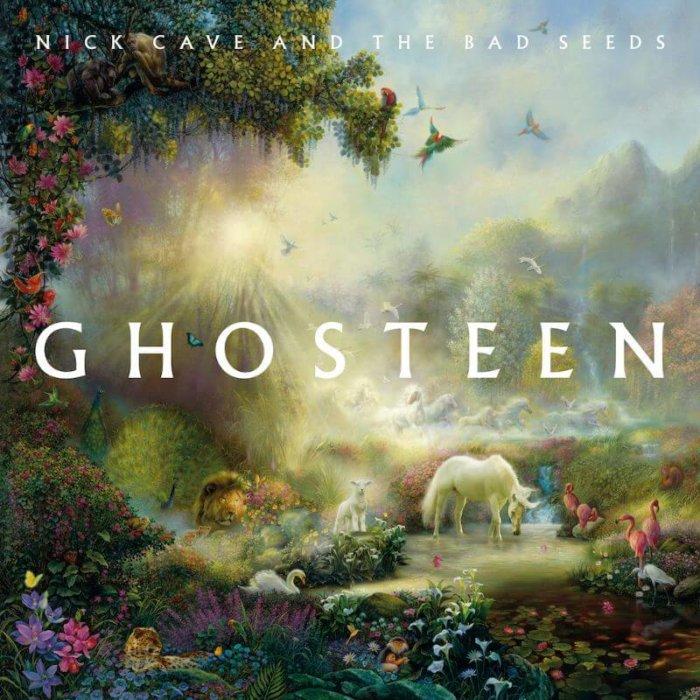 Překvápko: Nick Cave Vydá V říjnu Nové Album
