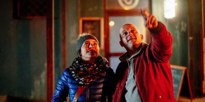 Snímek Z Filmu. Foto Jan Hromádko
