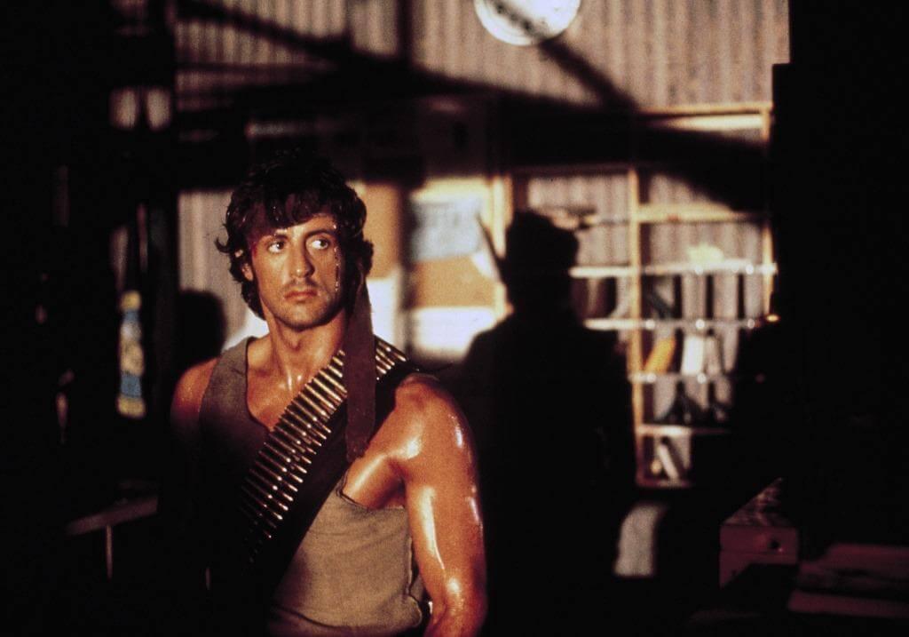 První Rambo. Foto Bontonfilm