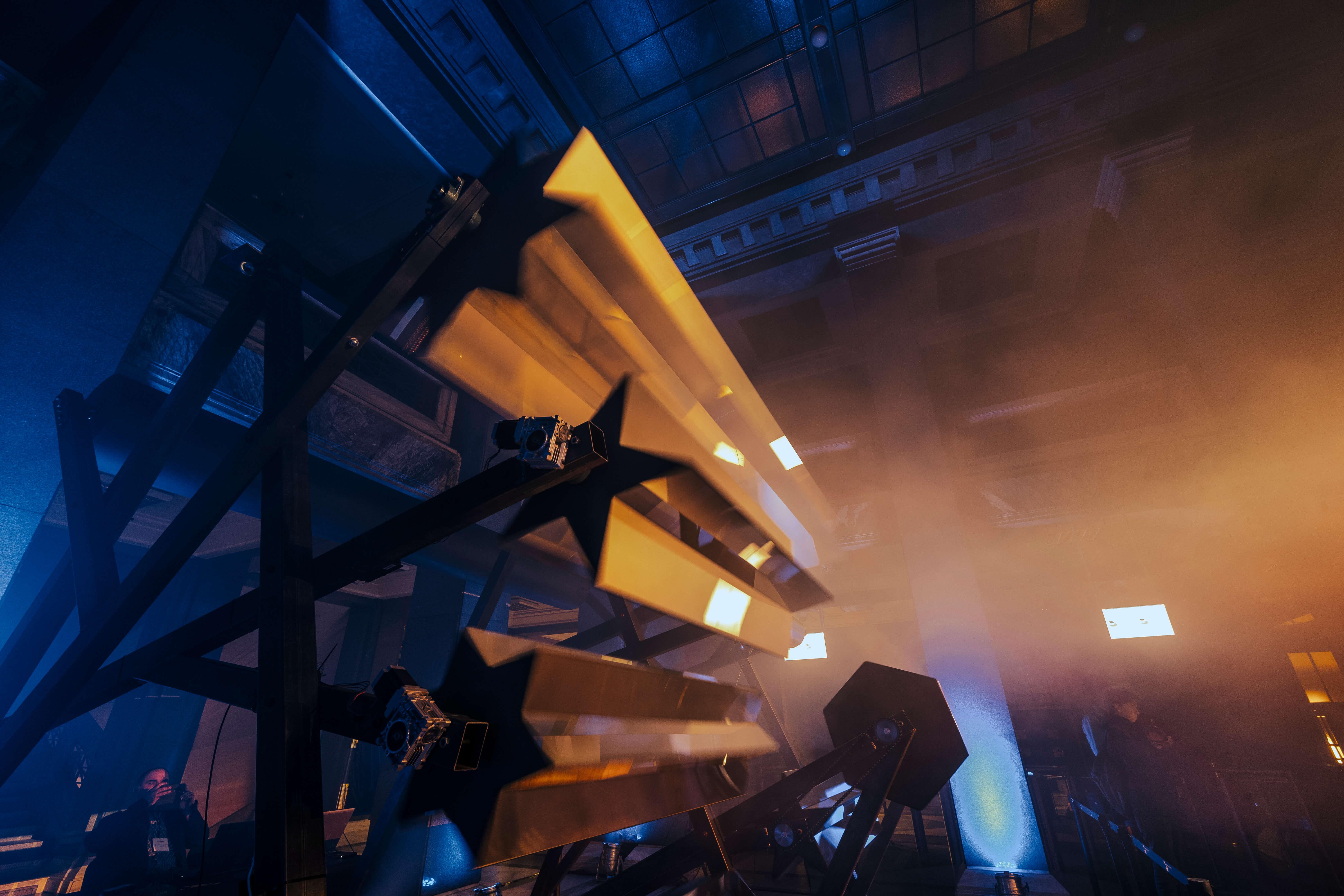 Foto Dobrovodsky Alex Autor Klára Horáčková Ghost In The Machine Ministerstvo Dopravy