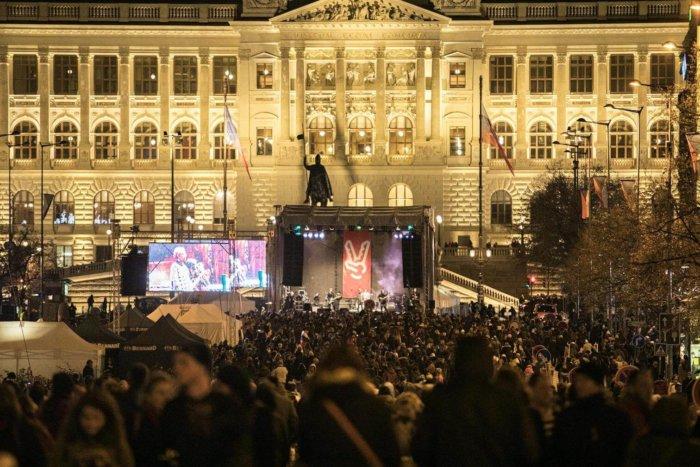 Koncert Pro Budoucnost Oslaví 30 Let Od Revoluce