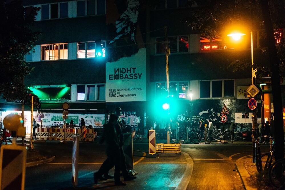 Klub Night Embassy , foto pořadatel akce