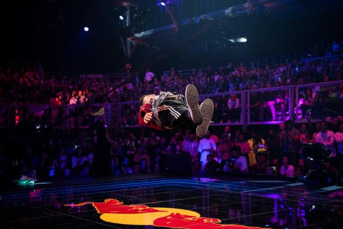 Český Tanečník Kriss V TOP 4 Na Red Bull Dance Your Style