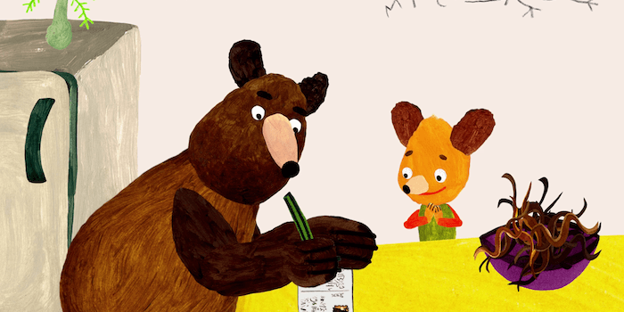 Mlsne Medvedi Pribehy Pozdrav Od Strycka TZ
