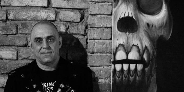 Amrit Sen, Foto Jiří Janda