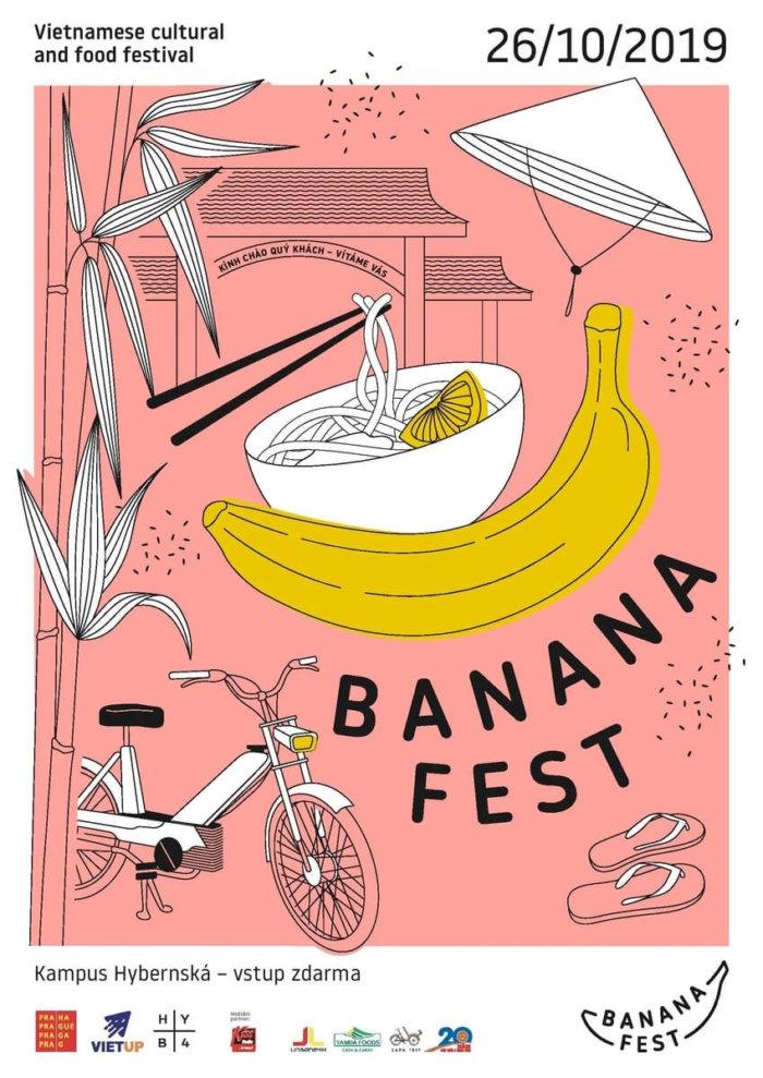 Banán Fest Oslavuje Vietnamskou Kulturu