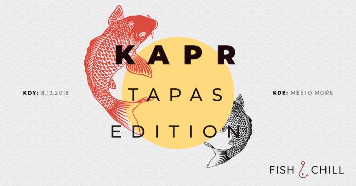 Kapří Festival V Holešovicích – Fish&Chill