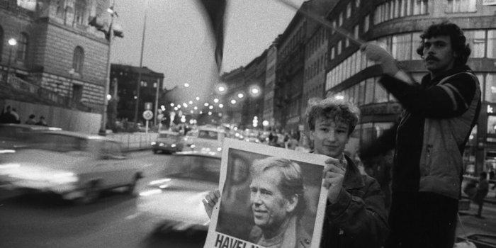 Karel Cudlín, Volba Havla, 1989
