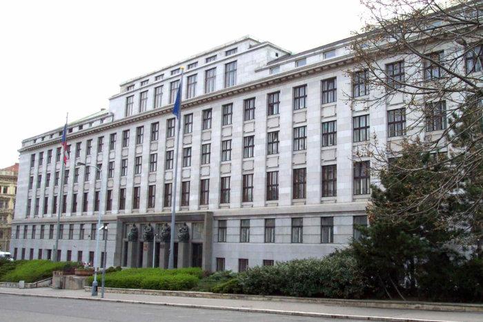 Věděli Jste, že Palác Rokoko Byl Původně Obilní ústav A Budova České Národní Banky Plodinovou Burzou?