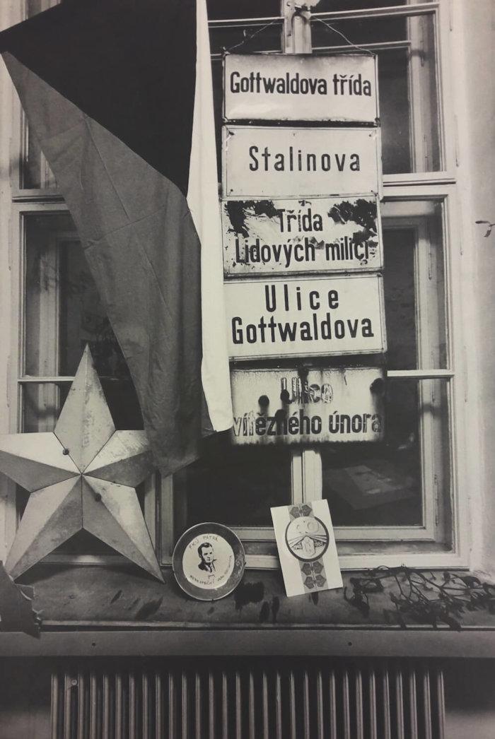 Výstava 1989 Přibližuje Revoluci V Olomouci