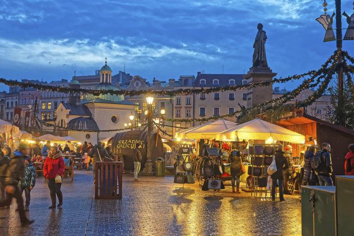Kde Se Naladit Na Vánoce? Zkuste Adventní Trhy V Zahraničí