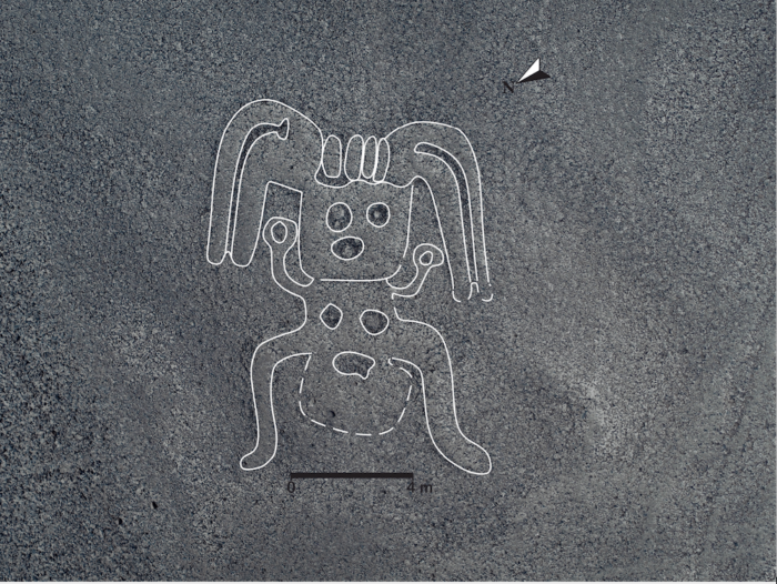 143 New Geoglyphs Discovered On The Nasca Pampa And Surrounding Area