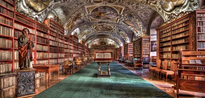 7 Nejkrásnějších Knihoven, Kde Můžete Vklidu Snít