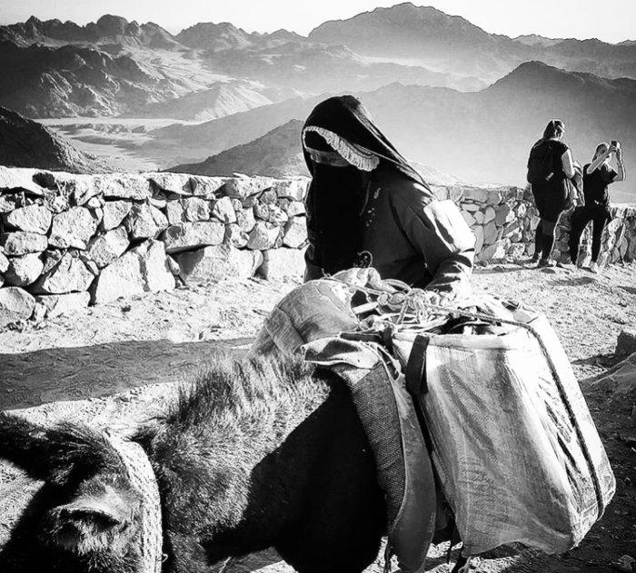 Fotoreport: Výlet Na Mojžíšovu Horu Na Sinaji
