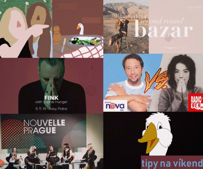 Tipy Na Víkend 8. – 10. 11. 2019