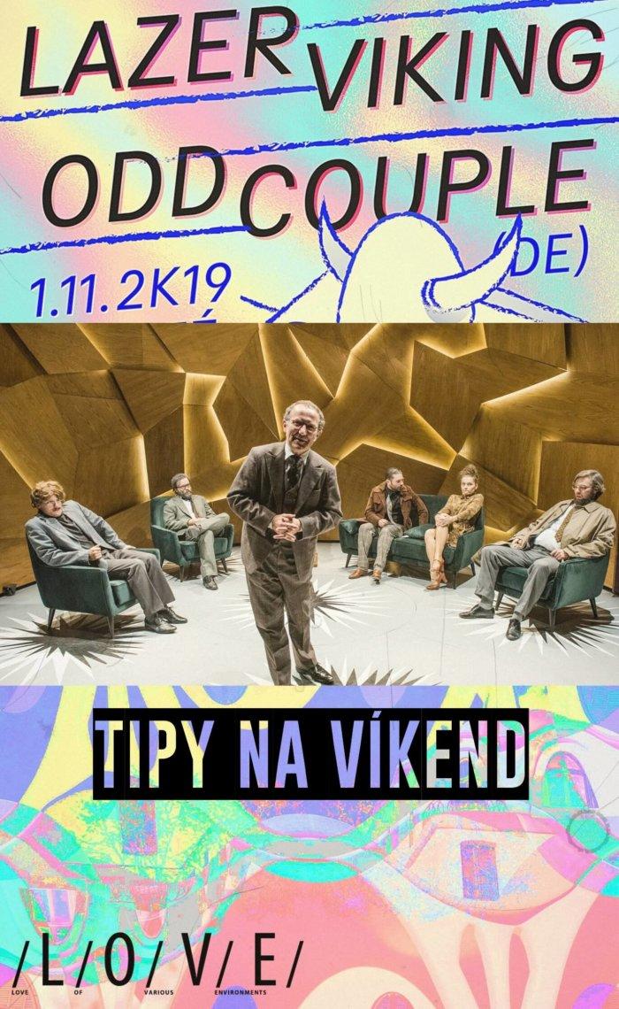 Tipy Na Víkend 1. – 3. 11. 2019