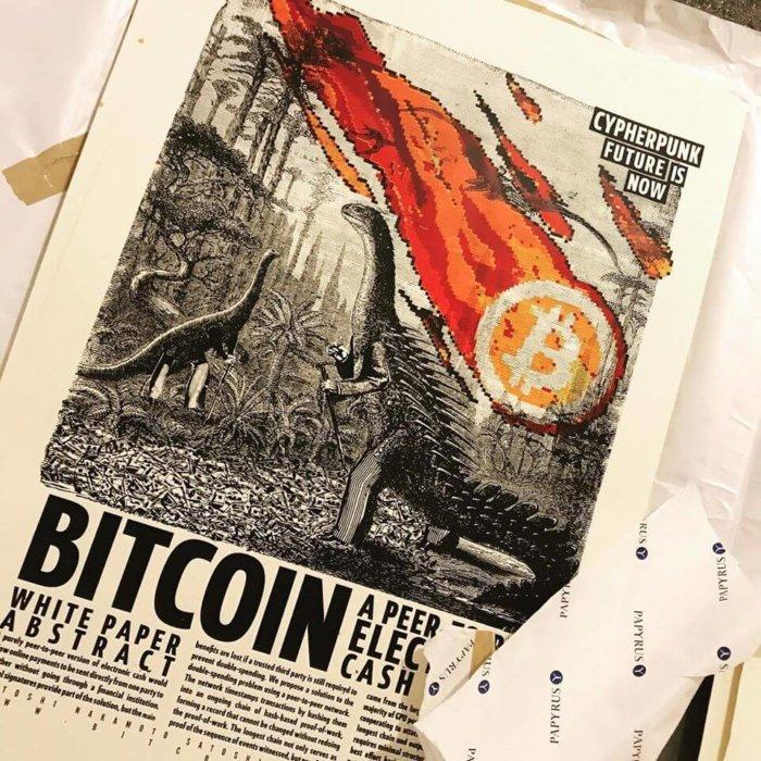 Progresivní Dárek Pod Stromeček: Crypto Art