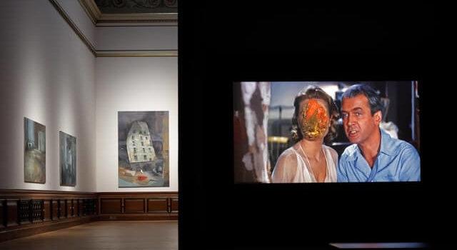 Foto: Daniel Pitín, Papírová Věž, Pohled Do Instalace. © Galerie Rudolfinum, Foto Martin Polák