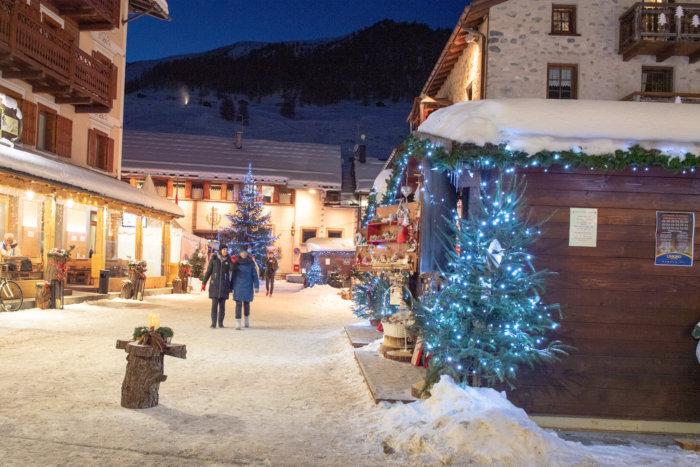V Livignu Vyrostla Vánoční Vesnička, Která Vás Dokonale Naladí Na Svátky
