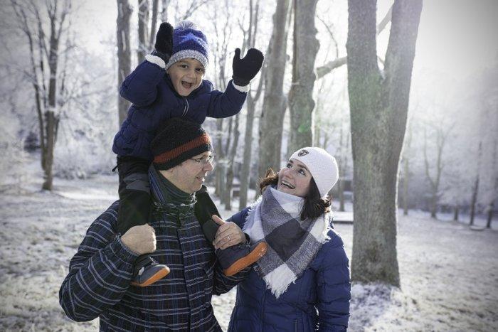 Nejlepší Dárek Je Rodina. Startuje Projekt Díky Pěstounství