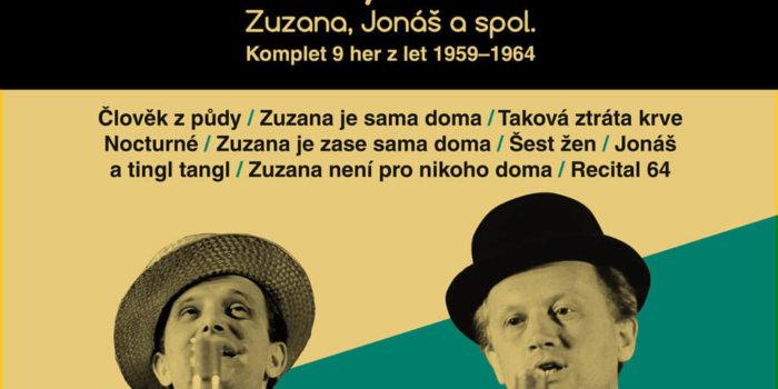 SEMAFOR - KOMPLET 9 HER Z LET 1959-1964 - Obal CD