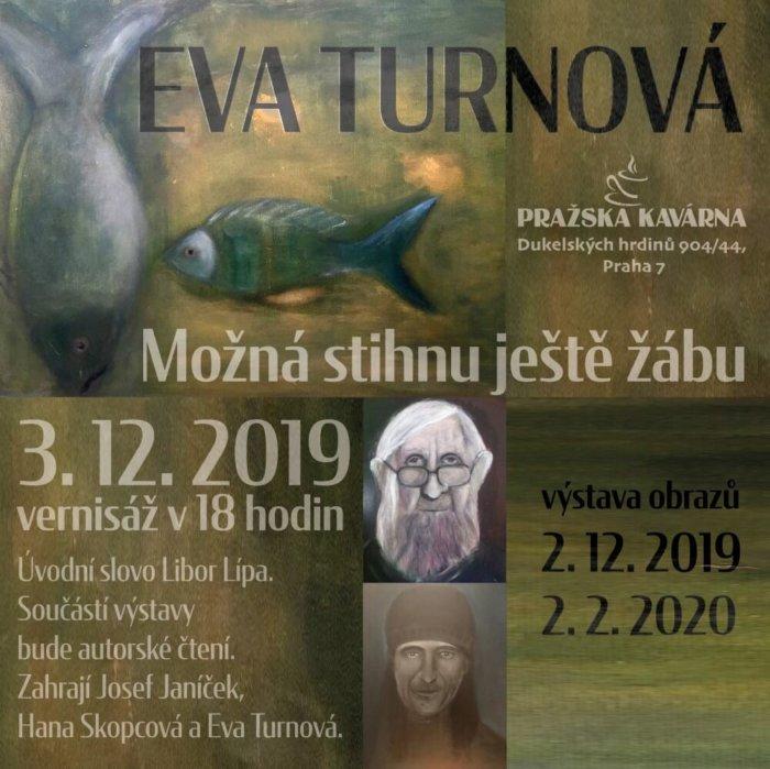 Eva Turnová Připravila Další Výstavu