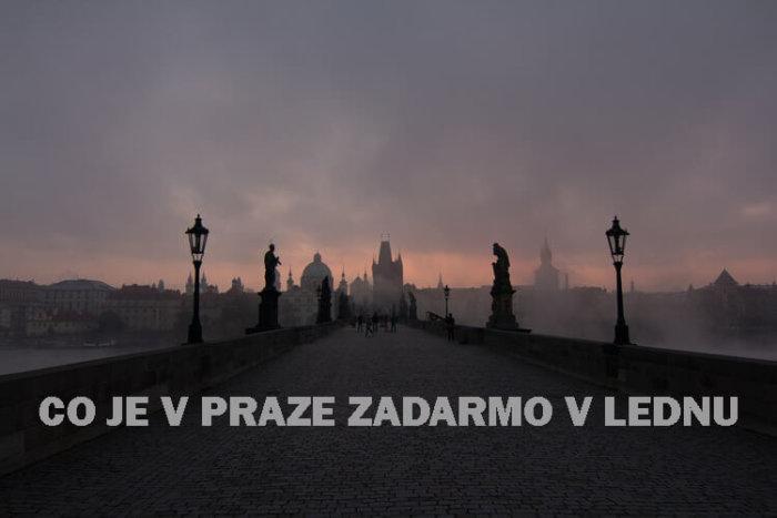 Co Je V Praze Zadarmo V Lednu 2020