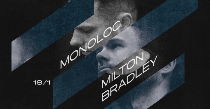Monoloc A Milton Bradley Zahalí ROXY Do Techno Temnoty