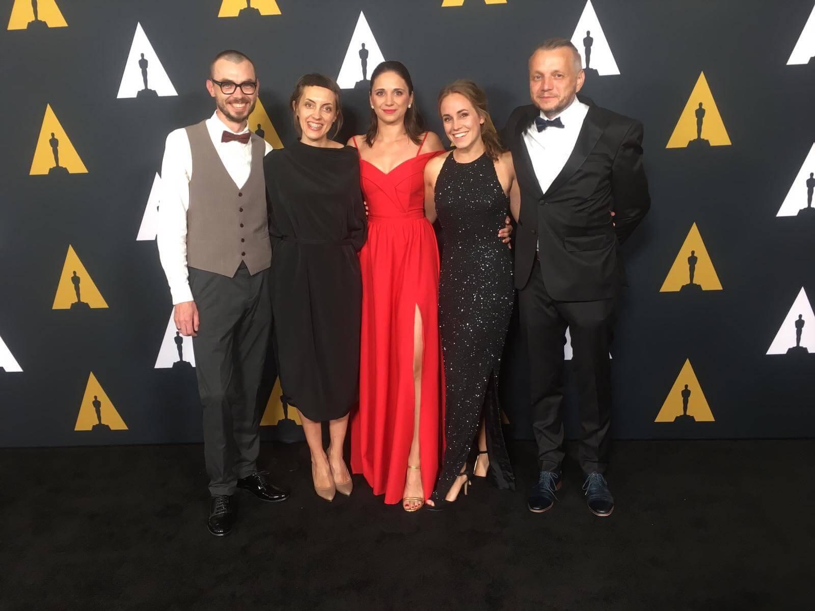 záběr z vyhlášení studentských Oscarů, foto STÁTNÍ FOND KINEMATOGRAFIE