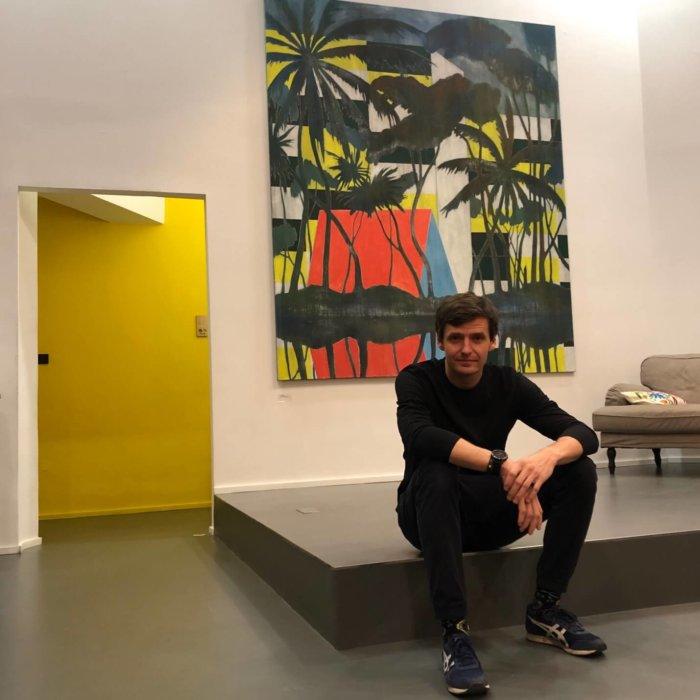 Umění V Coworkingu: Josef Achrer ‑ Turuturu