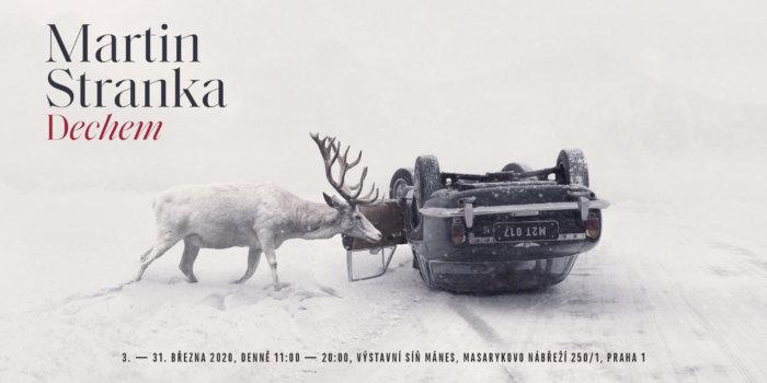 Martin Stranka, Výstava Dechem, Cover Foto