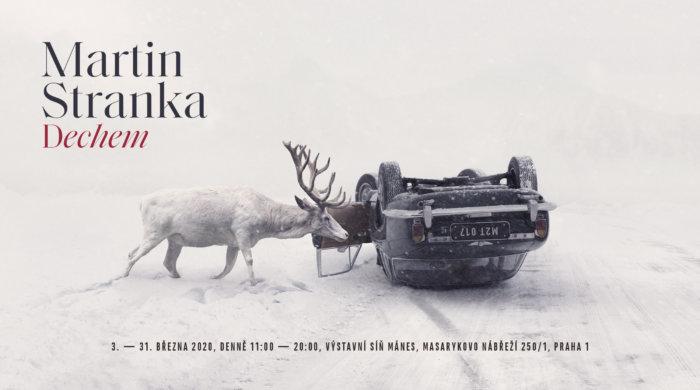 Výstava Dechem Fotografa Martina Stranky Od Března K Vidění V Mánesu