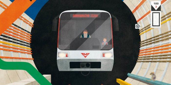To Je Metro, čéče!