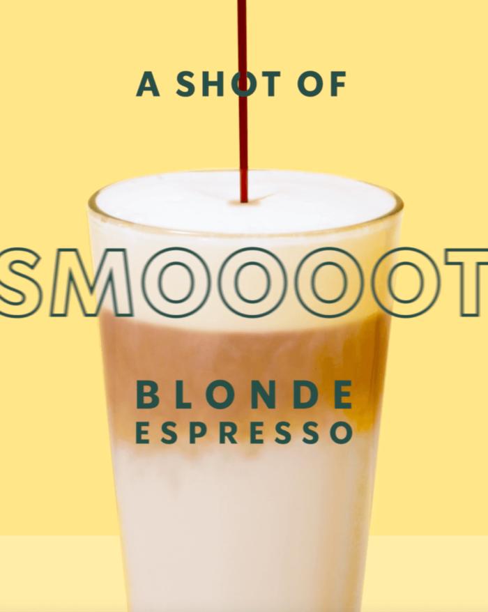 Starbucks Hlásí Novinky Se Světle Praženou Kávou Blonde Roast
