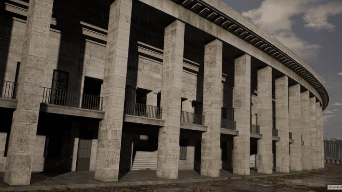 Nová Instalace V Rudolfinu: Olympia