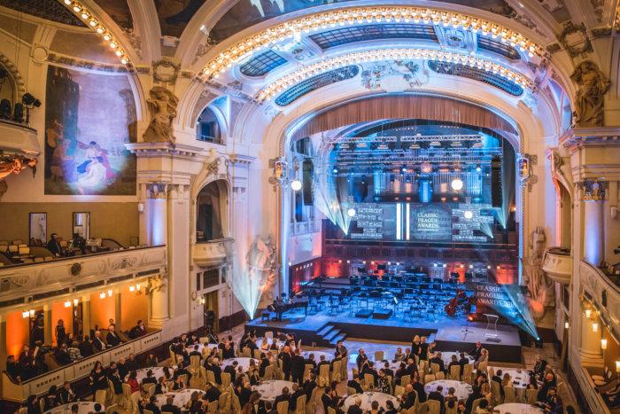 Už 18. Ledna Budeme Znát Vítěze Classic Prague Awards